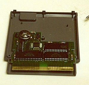 Nes Battery Change